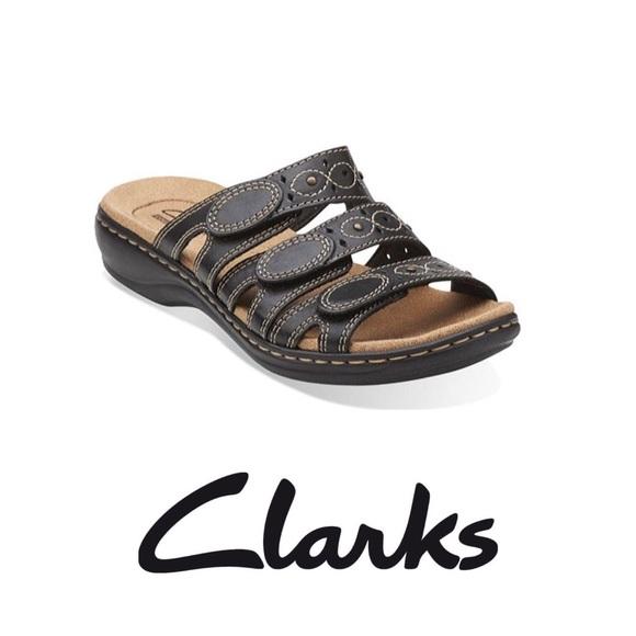 bc577a00817 Clarks Shoes - Clarks Bendables Sandals Sz 9.5M Leisa Cacti